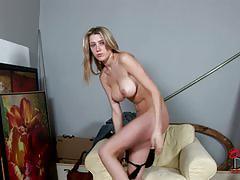 Ddf- alena hemkova nude show