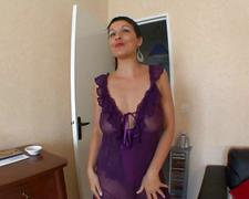 French mature sophia tries out 2 black cocks