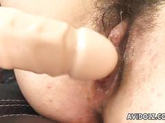 Yukari mayama gets toyed with multiple fake dicks
