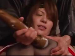 Kunoichi squirt