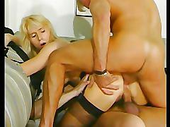 blonde, threesome, milf, blowjob, anal, small-tits, pornhub.com, ass-fuck, ass-fucking, riding, doggy-style, dp, hairy-pussy, stockings, natural-tits, cumshot