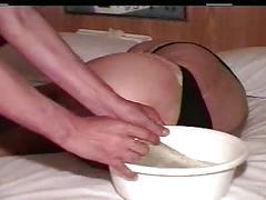 Japanese amateur brutal anal
