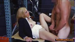 Milf earns extra cash by fucking hard the dude