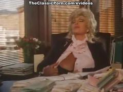 Candy samples, lisa de leeuw, shanna mccullough in vintage xxx video