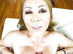 A comfortable place for my dick @ kianna dior busty asian cum slut