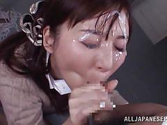 milf, facial, japanese, bukkake, gangbang, cumshot, blowjob, brunette, censored, big load, bukkake now, all japanese pass, yui tatsumi