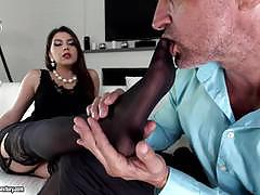 valentina nappi, brunette, blowjob, feet, doggystyle, cumshot, anal, ass fuck, eating pussy, spooning, sucking, foot, licking pussy