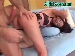 Sexy japanese charlene akira gets hardcore fuck