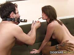 Dogfart network hottie alana rains gets her wa...