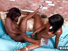 big ass, high heels, spreading, ebony lesbians, double dildo, busty milf, brunettes, sucking dildo, on couch, chocolate sistas, taylor starr, coco rae