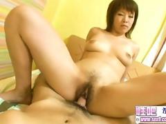 Japan beautiful women and neighbor man