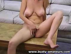 busty, bigtits, bigbreast, bigboobs, babe, amateur, masturbation, dildo, toys