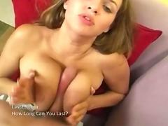 Big tits for bouncing jenna