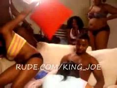 Homemade black orgy full 38 mins