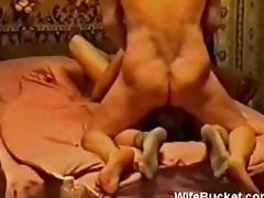 Threesome with wifey