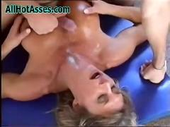 mature, sexy, women, body, bodybuilding, workout, brunette, blonde, blowjob, anal