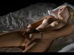 Girl masturbating -mylah-