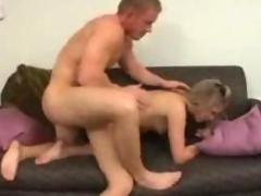 College dude scores a porn star (amateur)