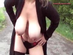 ass, big ass, big tits, amateur, slut, german, blowjob, outdoor, public, hardcore