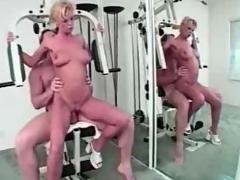 Jamie leigh - gym slut