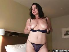 Hot milf will take your cock and cum