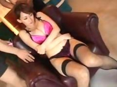 Horny big tits girl5
