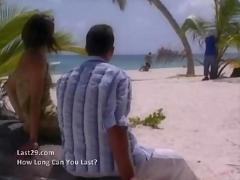 Beach fuck casting