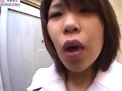 Japan women in outside