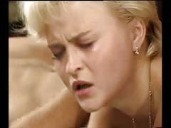 blondes, double penetration, hardcore, group sex, german
