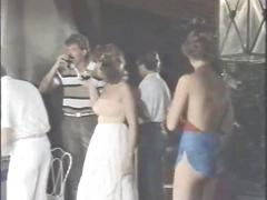 group sex, orgy, party, teens, vintage