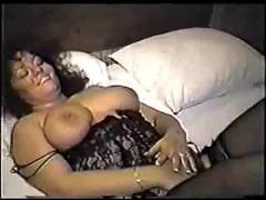 She works hard for the cum