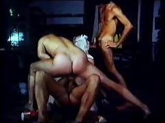 Cicciolina - triple penetration