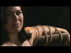 Kinky slut on black cock