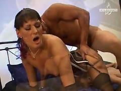 Nylon fetish (2)