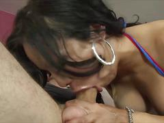 Insane shamale girl with penis fucking her friend  feature
