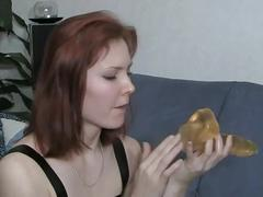 amateur, masturbation, sextoy, finnish