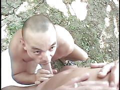 handjob, facial, outdoor, cumshot, blowjob, nature, pov, gay, gay facial lovers, mihaly, atilla toth