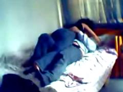 Indian couple banjara hills fucking in bedroom