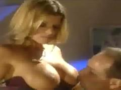 Blond mature woman cheating