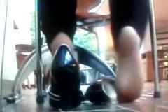 Nylon soles voyer