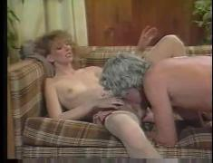 John holmes & summer rose - hot vintage porn