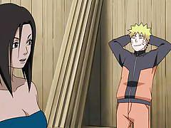 Naruto gets his penis sucked