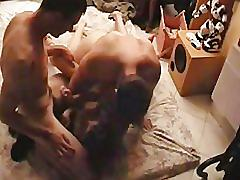 Amateur threesome 86 blonde