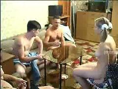 group sex, russian, swingers
