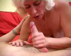 Blonde rus mature fuck