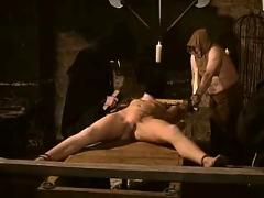 Catherine in interrogatio
