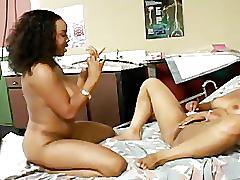 Black lesbian sista