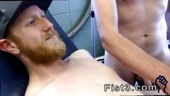 Streaming male fisting gay first time saline injection for caleb