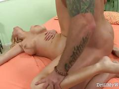 big ass, big tits, blonde, cuckolding, hardcore, hd, mature, milf, booty, busty, cowgirl, doggy style, huge tits, humiliation, mature amateur, piledriver, reverse cowgirl, rough fuck, wife