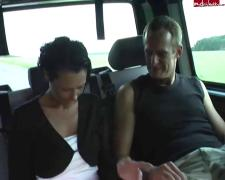 amateur, outdoor, car, blowjob, sex, cumshot